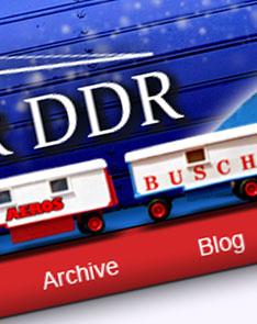 Staatszirkus der DDR